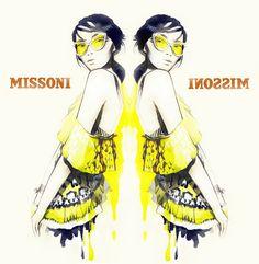 .: Karin Fashion Illustrations