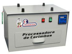 Máquinas de Carimbos : Máquina de Carimbo - Polijet 12 Lâmpadas | Carbrink - Evoluindo com Você.