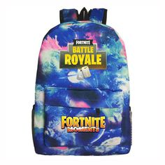 616a174986a6 Fortnite Battle Royale School Bag (Perfect For Birthday Gifts). Рюкзаки Для  МальчиковШкольные ...