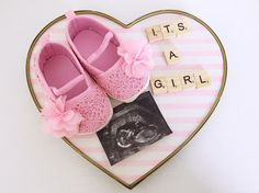 23 best its a girl announcement images on pinterest newborn