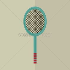 A badminton racket stock vector , #AD, #racket, #badminton, #vector, #stock #affiliate