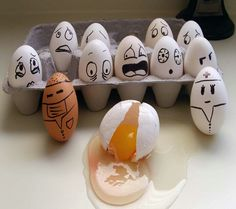 Yeah.. go eat a egg now you murderers.. haha