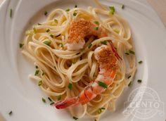 Garlic Shrimp Pasta Recipe on Yummly. @yummly #recipe