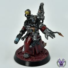 Adeptus Mechanicus: Tech-Priest Enginseer #ChaoticColors #commissionpainting #paintingcommission #painting #miniatures #paintingminiatures #wargaming #Miniaturepainting #Tabletopgames #Wargaming #Scalemodel #Miniatures #art #creative #photooftheday #hobby #paintingwarhammer #Warhammerpainting #warhammer #wh #gamesworkshop #gw #Warhammer40k #Warhammer40000 #Wh40k #40K #Adeptusmechanicus #Mechanicus #Admech #Adeptusmechanicus #Mechanicum #TechPriestEnginseer Warhammer 40000, Tabletop Games, Gw, Priest, Scale Models, Miniatures, Tech, Creative, Painting