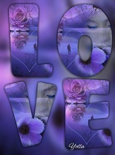 Purple is Love Love is Purple Purple Love, All Things Purple, Shades Of Purple, Pink Purple, Purple Stuff, Love Images, Love Pictures, Purple Pages, Love Backgrounds