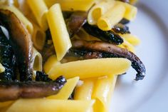 I wish I had seen this article before my elimination diet. 10 recipes to make it through the restrictions! #additudemag; #adhdplate; #glutenfree (roasted mushroom penne by joeybinx77, via Flickr)