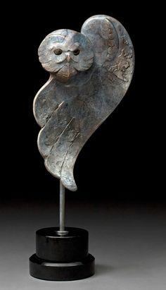 Tim Cherry - Arctic Ghost, bronze