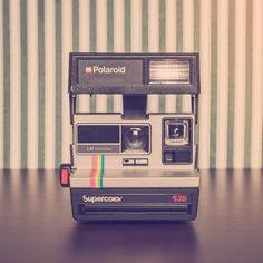 Cámara Polaroid Supercolor 635 Rehabilitada por Alan Prodanov A la venta en My Vintage Shoot www.myvintageshoot.com