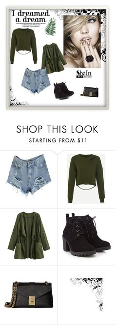 """Shein 5"" by zerina913 ❤ liked on Polyvore featuring Red Herring, Calvin Klein, Nika and shein"