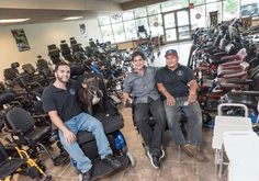 From the Providence Business News, posted Friday August 5, 2016... Affordable Mobility By Mary MacDonald  John Perrotti didn't set out to become a specialist in repair and resale of motorized wheelchairs and other mobility devices. His business started with a single donated wheelchair. At the time, Perrotti worked in construction. One of his clients gave him a wheelchair and told Continue Reading