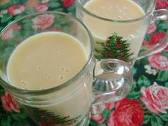 """Vanilla """"soother"""" (a favorite at our house!) Warm, nourishing breakfast drink."""