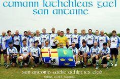 San Antonio Gaelic Athletics Club, San Antonio, TX Athletics, San Antonio, Fitness Inspiration, Football, Club, Baseball Cards, Sports, Soccer, Hs Sports