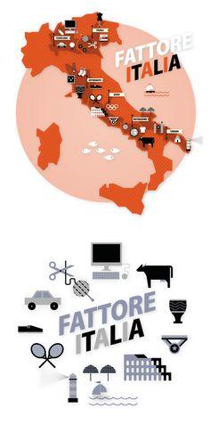 Fattore Italia, l'arancia - crockhaus.com