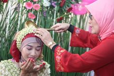 #bridalshower #javanese