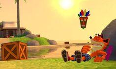 Crash Bandicoot: N. Sanity beach level design  http://htl.li/Hryo308P43v