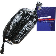 Promotional Nets of Halloween Chocolate Skeletons From £1.16