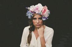 flower-crown-boho-bride