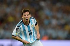 4a819892c63 Messi matches record as Argentina win Copa quarter-final Dhaka   Lionel  Messi became his