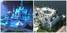 Live like Anna and Elsa in Ft. Lauderdale | 13 Disney Princess Castles You Can Actually Stay In