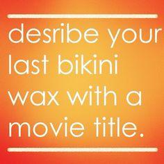 Same... confirm. french bikini wax los angeles