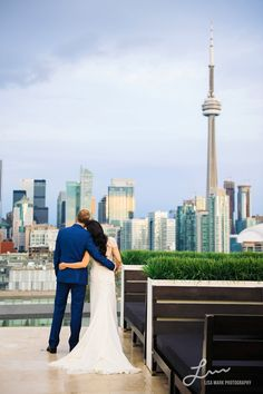 Thompson Hotel Toronto Wedding Photography | Lan & Jeff