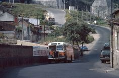 Alicante, Double Decker Bus, Rhodes, Historical Photos, Lisbon, Buses, Vintage Photos, Portugal, The Past