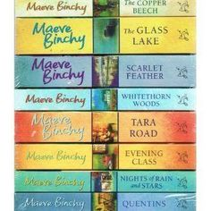 Farewell Maeve Binchy - I read all of them, will be greatly missed