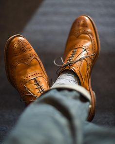 Allen Edmonds - McAllister, Walnut