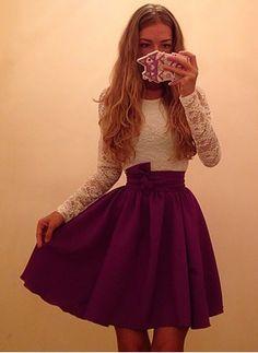 vestido perfecto para adolescentes que busquen como vestirse para un oca.. especial