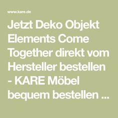 Jetzt Deko Objekt Elements Come Together direkt vom Hersteller bestellen - KARE Möbel bequem bestellen ✓ 14 Tage Rückgaberecht ✓ Kauf auf Rechnung und viele Zahlungsmethoden Beatles Songs, Kare Design, Calculus, Home Decoration, Dekoration, Songs By The Beatles