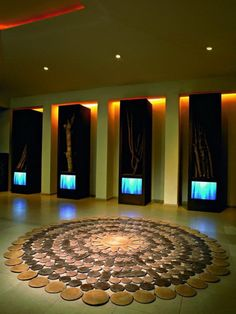Luxury Leather Carpets From Pachamama
