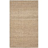 Found it at Wayfair - Natural Fiber Brown Indoor Area Rug