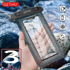 Cheap Offer of Universal Cover Waterproof Phone Case For iPhone XS MAX 8 7 6 Coque Pouch Bag Case For Samsung Galaxy Swim Waterproof C. Samsung S8 Note, Samsung Galaxy, Galaxy S8, Pink Phone Cases, Iphone Cases, Iphone 8, Iphone 7 Plus, Waterproof Iphone Case, Smartphone