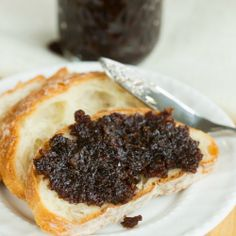 Bacon Jam - A caramelized bacon and onion spread simmered with sweeteners and spices.