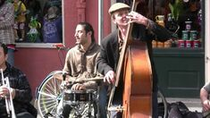 Amazing New Orleans Street Band