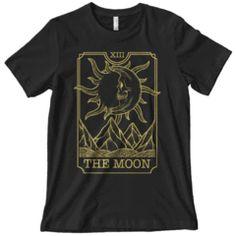 Moon Tarot Shirt