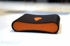 Never lose your bag again with Trakdot