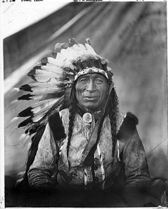 Many of the Glasier photos were taken at Buffalo Bill's Real Wild West show, including portraits of some of the American Indian performers in the show. This is Chief Iron Tail, who was a survivor of the Battle of the Little Big Horn. He was one of the models chosen for the image on the Buffalo Nickel. Check out this awesome WorthPoint article!