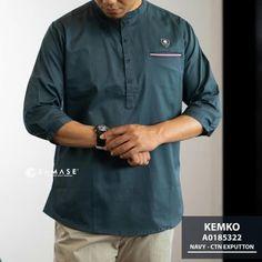 Collarless Shirt Men, Shirt Dress, Mens Tops, Shirts, Clothes, Fashion, Outfits, Moda, Shirtdress