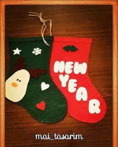 Yeni yıl kapı süsü