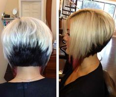Love the cut not the color.