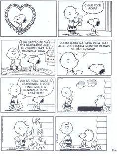 deposito-de-tirinhas:  por Charles Schulz...