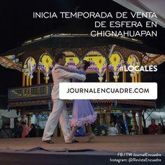 Revista Encuadre » Inicia temporada de venta de esfera en Chignahuapan
