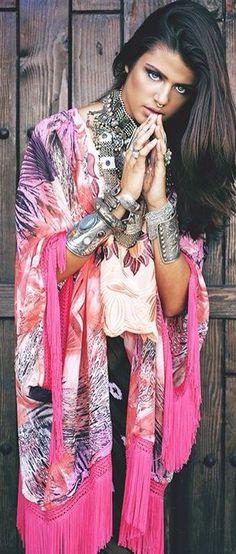 Oooooooooooooooooo - The latest in Bohemian Fashion! These literally go viral!
