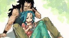 Gajeel Levy Fairy Tail Cute Anime 1920×1080