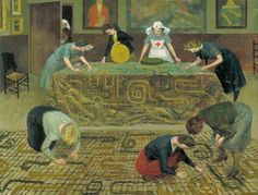 Your Paintings - Evelyn Mary Dunbar paintings