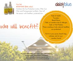 Fun in the Sun with Daisy Blue Naturals