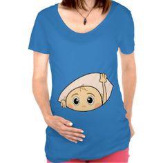 LUSTIGE MUTTERSCHAFT, SCHWANGERSCHAFT, SCHWANGER Schwangerschafts-T-Shirt