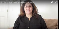 Angela Quit Smoking for 14 Years with Rena Greenberg's hypnosis | Easy Willpower  #hypnosis #quitsmoking