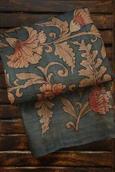 Blue Silk Saree, Kota Silk Saree, Chanderi Silk Saree, Indian Silk Sarees, Tussar Silk Saree, Soft Silk Sarees, Cotton Saree, Kalamkari Blouse Designs, New Saree Blouse Designs